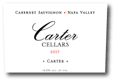 2017 'Carter' Cabernet Sauvignon