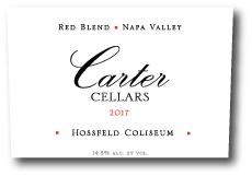 2017 Hossfeld Coliseum Red Blend