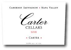 2018 'Carter' Cabernet Sauvignon