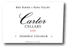 2018 Hossfeld Coliseum Red Blend
