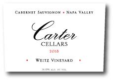 2018 Weitz Vineyard Cabernet Sauvignon