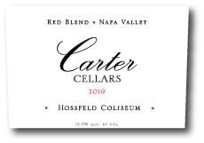 2019 Hossfeld Coliseum Red Blend